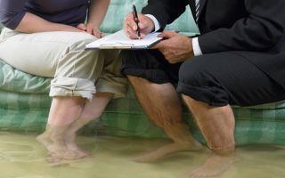 Акт о затоплении нежилого помещения: образец, который можно скачать, как составить документ об осмотре после протечки или залива?