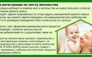 Сроки прописки ребенка после рождения: полагается ли штраф, если сроки нарушены?