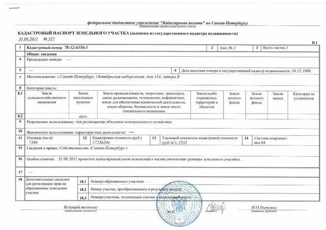 Технический паспорт нежилого помещения: что это такое, где получить, как выглядит образец и каков срок действия документа?
