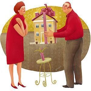Договор дарения доли в квартире между родственниками или чужими людьми в различных жизненных ситуациях (образец)