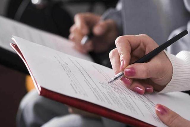 Где скачать бланк и образец заполнения заявления о временной регистрации граждан РФ по месту пребывания? Форма №1 и форма №3 - в чем отличия?
