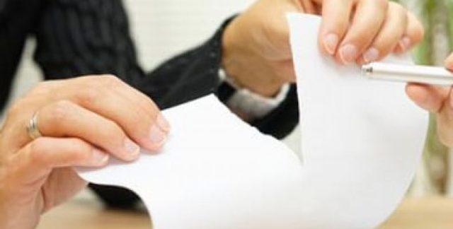 Соглашение о расторжении договора аренды нежилого помещения: образец этого документа, письма к нему и уведомления, а также бланки, которые можно скачать