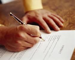 Как составляется короткий или простой договор аренды квартиры на одном листе? Где скачать образец бланка, и что в нем нужно поменять?