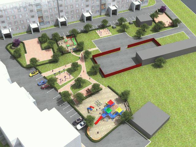 Межевание придомовой территории многоквартирного дома - как осуществляется и что дает такая процедура жителям МКД, как можно использовать земельный участок под домом