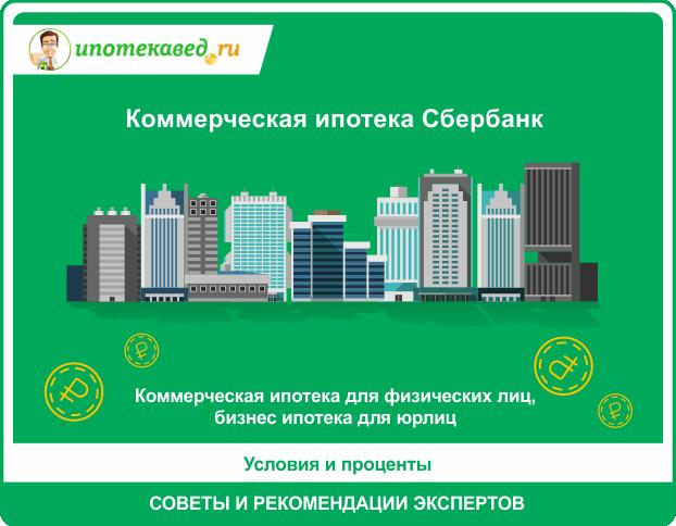 Ипотека в Сбербанке для ИП: требования, действующие программы и необходимые документы, а также особенности и преимущества для физических и юридических лиц
