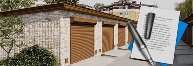 Простой договор аренды гаража как между юридическими, так и между физическими лицами: где скачать и как подкорректировать образец документа