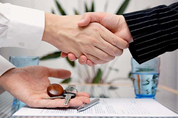 Образец договора сдачи квартиры в аренду с мебелью  и бытовой техникой